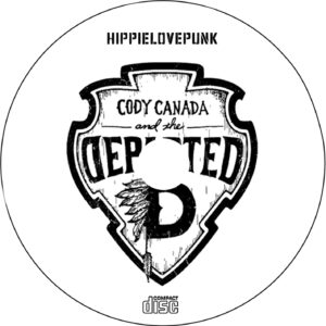 Cody Canada & The Departed - HippieLovePunk - CD