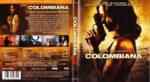 Colombiana (2011) R2 Blu-Ray German