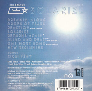 Colorstar - Solarize - Back