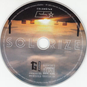 Colorstar - Solarize - CD