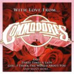 Commodores – With Love From (2015)
