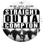 Straight Outta Compton (2015) R0 Custom Label