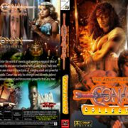 The Adventures Of Conan Collection (1982/2011) Custom DVD Cover