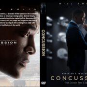 CONCUSSION (2015) R0 Custom