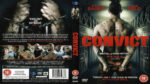 Convict (2014) R2 DVD Cover