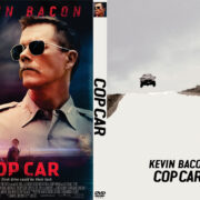 Cop Car (2015) R0 Custom DVD Cover