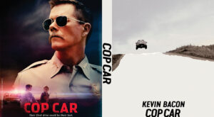cop car dvd cover