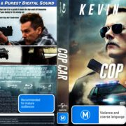 Cop Car (2015) R4 Blu-Ray Cover
