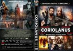 Coriolanus (2011) R2 CUSTOM DVD Cover