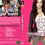 Cougar Town – Staffel 1 (2009) german custom