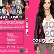Cougar Town - Staffel 1 (2009) german custom