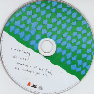Courtney Barnett - Sometimes I sit and think, and sometimes I just sit - CD