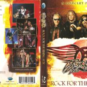 Aerosmith - Rock For The Rising Sun (2013) Blu-Ray
