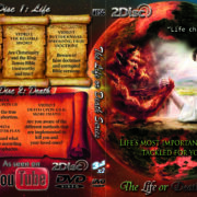 The Life or Death Series (2015) Custom DVD Cover