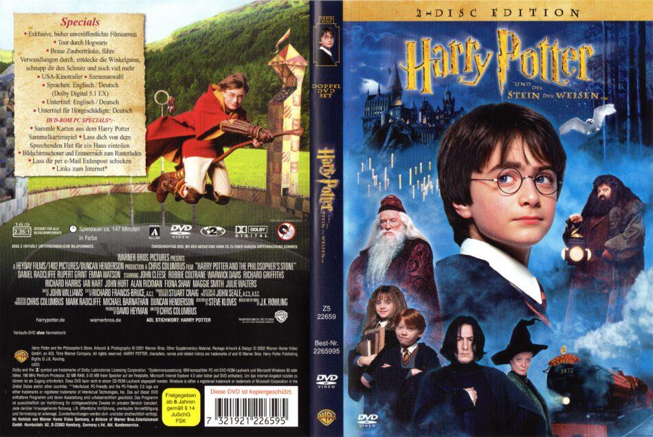 Harry Potter Und Der Stein Der Weisen Deutsch