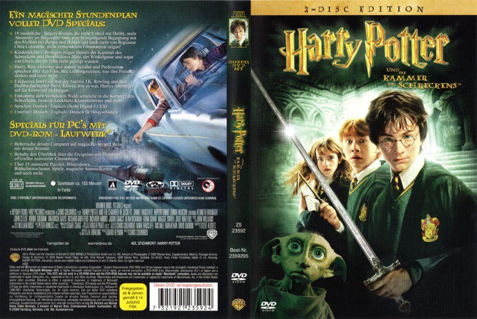 Harry Potter Und Die Kammer Des Schreckens Kkiste