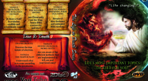 the life or death series dvd cover