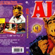 Alf – Season 4 (1990) R2 German
