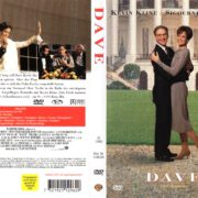 Dave (1993) R2 German DVD Cover