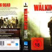The Walking Dead – Season 5 (2014) R2 Blu-Ray German