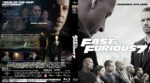 The Fast and the Furious 7 (2015) Custom Blu-Ray