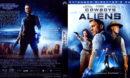 Cowboys & Aliens (2011) R2 Blu-Ray German