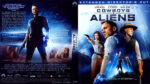 Cowboys & Aliens (2011) R2 Blu-Ray German