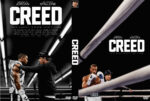 Creed (2015) Custom DVD Cover