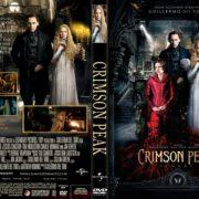 Crimson Peak (2015) R1 CUSTOM DVD Cover