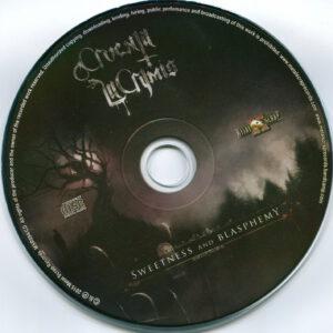 Cruenta Lacrymis - Sweetness And Blasphemy - CD