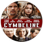 Cymbeline (2014) R0 Custom DVD Label