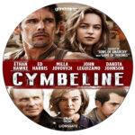 Cymbeline (2014) R0 Custom DVD Label