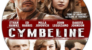 cymbeline dvd label