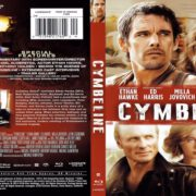 Cymbeline (2014) R1 Blu-Ray DVD Cover