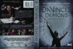 Da Vinci's Demons – Season 1 (2013) R1 DVD Cover