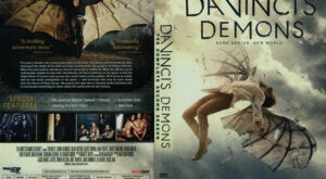 da vinci demons dvd cover