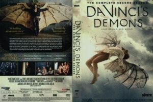 da vinci demons dvd cover