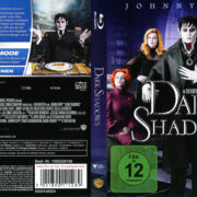 Dark Shadows (2012) R2 Blu-Ray German