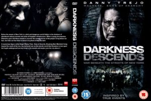 Darkness Descends (2014) R2 Cover
