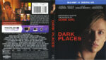 Dark Places (2015) R1 Blu-Ray DVD Cover & Label