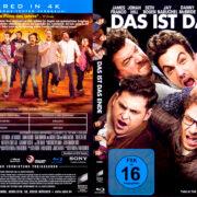 Das ist das Ende (2013) Blu-Ray German