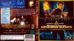 Das Vermächtnis des geheimen Buches (2007) R2 Blu-Ray German DVD Cover