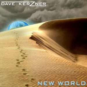 Dave Kerzner - New World - 1Front