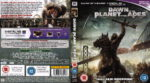 Dawn Of The Planet Of The Apes 3D (2014) R2 Blu-Ray