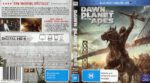 Dawn Of The Planet Of The Apes (2014) Blu-Ray