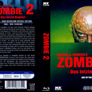 Zombie 2: Das letzte Kapitel (Day of the Dead) (1985) R2 Blu-Ray German