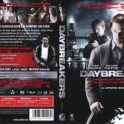 Daybreakers (2010) R2 Blu-Ray German