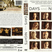 Days And Nights (2014) R1 DVD Cover