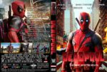 Deadpool (2016) R1 CUSTOM DVD Cover