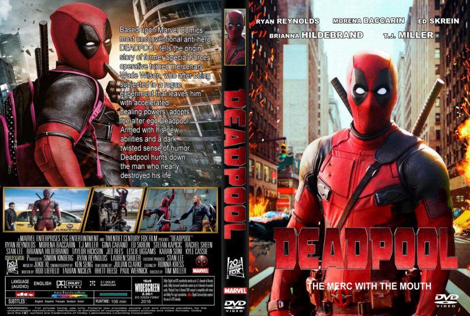 Deadpool German Download